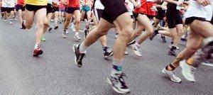 London Marathon Preparations