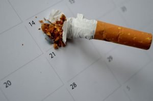 Short term smoking risks